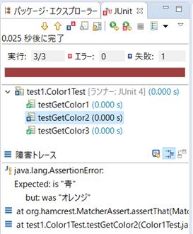 Java JUnit4のテストのサンプル | ITSakura